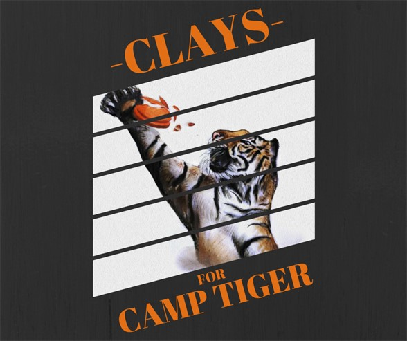 Clays for Camp Tiger 2019