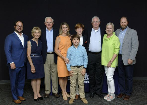New Endowments Honor Outstanding Alumni, Cherished Supporters