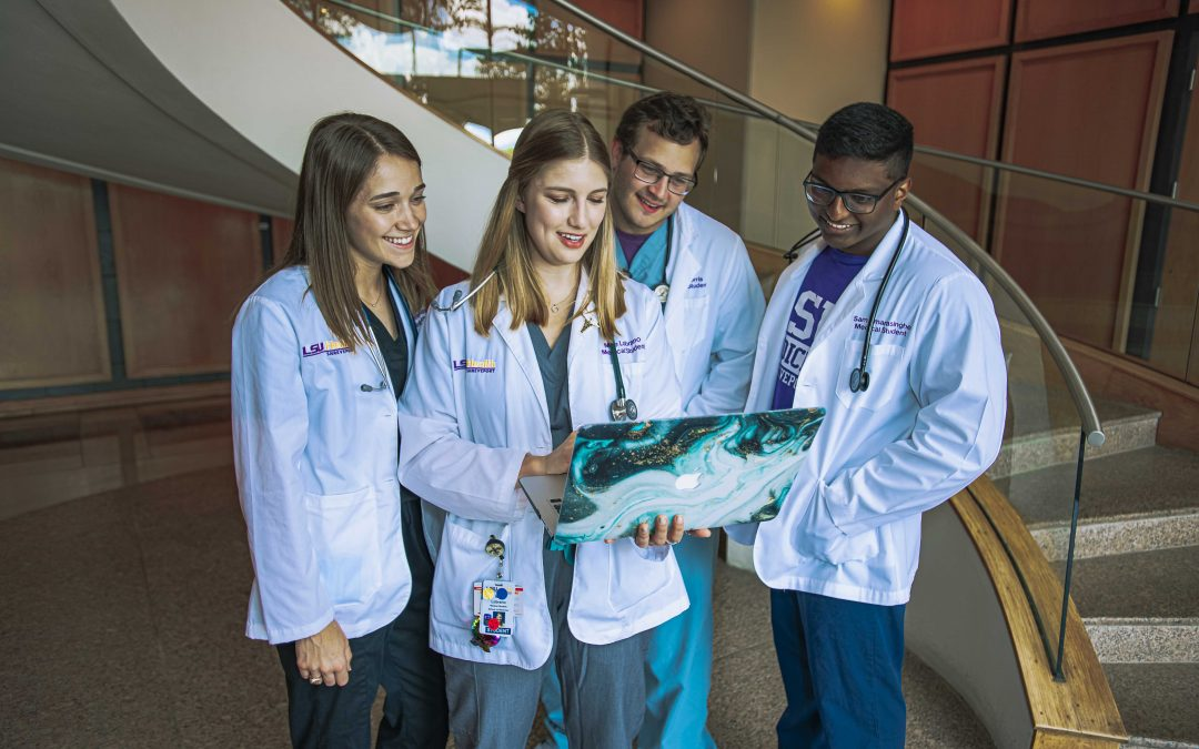 LSU Health Sciences Foundation of Shreveport Highlights the Culmination of 4 Years of Achievements Through Philanthropy in 2020 Impact Report