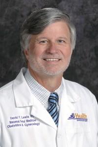 David Lewis, MD, MBA